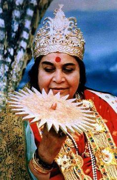 Шри Матаджи. Она - Кришна