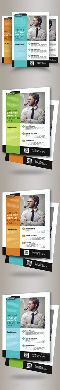 Insurance Company Business Flyer Template PSD. Download here: http://graphicriver.net/item/insurance-company-business-flyer-template/14814395?ref=ksioks