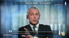 Nicola Morra a La Gabbia: caro Renzi, la verità bisogna dirla, sempre