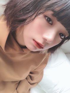すげー好みっす Cute Girl Dresses, Japanese Girl, Cute Girls, Hair Cuts, Actresses, Pretty, Model, Image, Beautiful