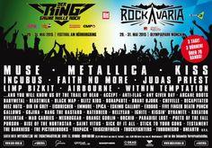Kvelertak, Kreator, Meshuggah und mehr neu bei Der Ring - Grüne Hölle Rock dabei