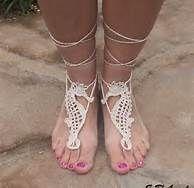 Free Adult Barefoot Sandal Patterns - Bing Images