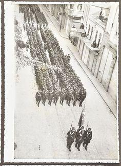 Büyük Başbuğ Atatürk'ün İstanbul ve Ankara'daki Cenaze Töreni Fotoğrafları 3. Bölüm