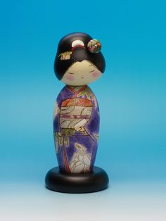 ZenWorld_Japanease Handmade Kokeshi Doll Shop