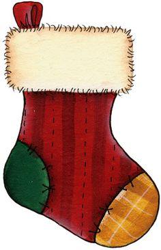 stocking felt Christmas