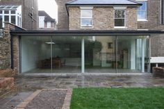small extension modern house - Yahoo Image Search results