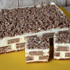 Torte Recepti, Cake Cookies, Tiramisu, Cake Recipes, Cheesecake, Food Porn, Food And Drink, Favorite Recipes, Sweets