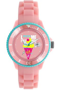 Montre Ice-Watch Love Me I'm Famous Summer Old Pink Ice Small