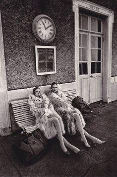 Inspiration: Jeanloup Sieff, Vogue Paris, 1978