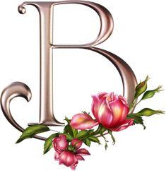 Alphabets Fleurs (1) 28-5-2014