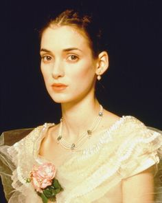 Winona Ryder in The Age of Innocence. One of the few films that I can stand watching her in.