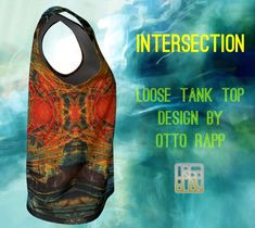 Loose Tank Tops, Bag Accessories, Athletic Tank Tops, Clothes For Women, Fabric, Beauty, Design, Outerwear Women, Tejido