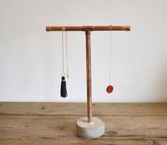 7 Stylish Jewelry Holders You Can Buy or DIY | http://helloglow.co/stylish-jewelry-holders/