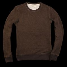 Folk - Sweat Top in Brown
