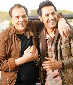 "Dharmendra and Gippy Grewal both will play a double role in an upcoming Punjabi film 'Double di Trouble'. The film is based on a Shakespearean classic ""Comedy of Errors""."