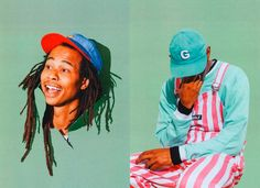 Golf Wang: Retro FW15 Lookbook - Supex MagazineSupex Magazine