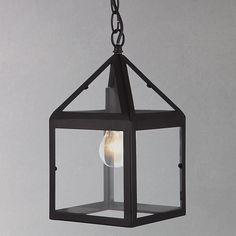 Buy John Lewis Springfield Porch Lantern Online at johnlewis.com