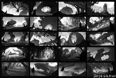 environment thumbnails by sgfw on DeviantArt