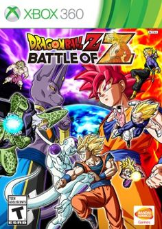 Since its beginning, Dragon Ball Z has captivated fans with the amazing fights between Goku, his friends and their enemies, and once again they are all back for a new rumble. Dragon Ball Z Battle of Z delivers original and unique fighting gameplay in the beloved world from series' creator Akira Toriyama. Focusing on team battles, players will be able to battle online with or against their friends in frantic 4-player co-op or up to 8-player vs.