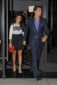 What a fab. outfit Kourtney K.