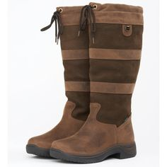 Dublin® Wide Calf River Boots | Dover Saddlery
