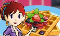 French Toast Waffles: Sara's Cooking Cla