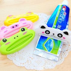 0.39$ (Buy here: http://alipromo.com/redirect/product/olggsvsyvirrjo72hvdqvl2ak2td7iz7/32657981251/en ) Multifunctional Toothpaste Clip Squeezer Creative Cute Cartoon Animal Design for just 0.39$