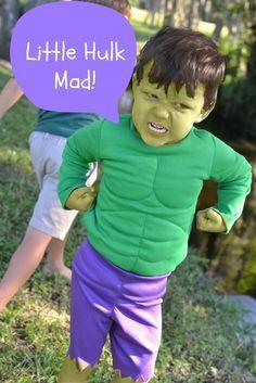 blueSusan makes: Little Hulk