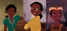 Disney Fun, Disney Pixar, Disney Characters, Fictional Characters, Princess Tiana, Feature Film, Animation, Outfits, Style