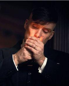 "Cillian Murphy as ""Tommy Shelby"" in Peaky Blinders Peaky Blinders Grace, Peaky Blinders Season 5, Peaky Blinders Poster, Peaky Blinders Wallpaper, Peaky Blinders Series, Peaky Blinders Thomas, Peaky Blinders Quotes, Cillian Murphy Peaky Blinders, Peaky Blinders Tommy Shelby"