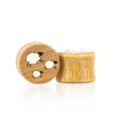 NEW Omerica Organic Sheep plugs.  Use rep code LimyGirl for 20% off your first order.  Available in 3 different wood options.