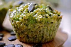 Quinoa broccoli tærte