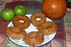 Gluten-Free Donuts!!!  Gluten Freedom & Loving It: Stick a Pitchfork In It