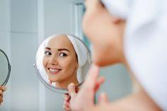 Filléres házi pakolás száraz, hámló bőrre: télen ez a legjobb Home Remedies For Pimples, Natural Acne Remedies, Beauty Tips For Glowing Skin, Clear Skin Tips, Skin Care Regimen, Skin Care Tips, Under Eye Wrinkles, Best Acne Products, Acne Mask