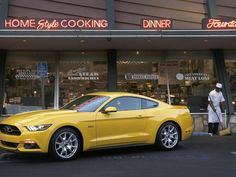 Price gouging starts as new Mustangs about to ship to dealers