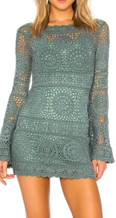 Cute and Beauty Crochet Dresses Patterns and images for Summer 2019 Part 13 ; crochet dresses for women; crochet dresses for women free pattern; Crochet Beach Dress, Crochet Summer Dresses, Summer Dress Patterns, Baby Dress Patterns, Crochet Patterns Free Dress, Dress Beach, Gilet Crochet, Crochet Shirt, Crochet Sweaters