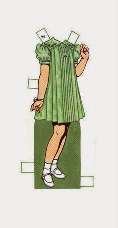 American Family of the 1930s paper dolls - Onofer-Köteles Zsuzsánna - Picasa Webalbum
