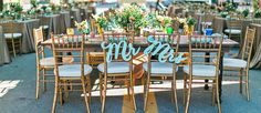 Total Guide To Wedding Signs And Decor ❤ See more: http://www.weddingforward.com/total-guide-to-wedding-signs-decor/