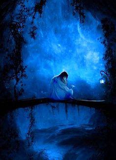 Fantasy Blue ~