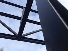 Steel frame Waasmunster