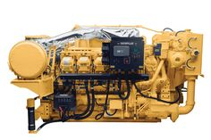 Caterpillar Generator & Engine Synonymous to Quality & Performance