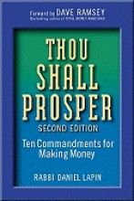Thou Shall Prosper-Second Edition [Hardcover]