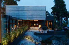 Bright and Modern Scandinavian House in Stockholm: Villa Alba