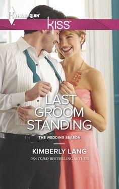 Kimberly Lang - Last Groom Standing / #awordfromJoJo #ContemporaryRomance #KimberlyLang