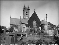 Parish Church, Donaghadee, Co. Down