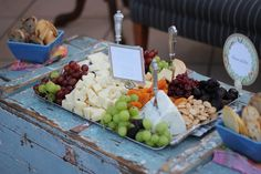 decorations for wine party | Guests arrived at 7:30pm and were greeted with some sparkling wine and ...