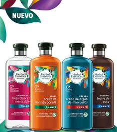 Prueba gratis lo nuevo de la marca de champús Herbal Essences :D #belleza #beauty #champú #herbalessences #gratis #promotions