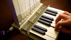 This pipe organ made entirely of paper and cardboard makes real music.