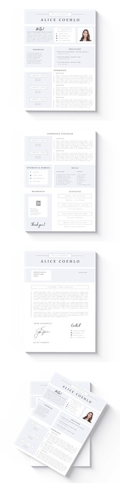 => PROMOCODE: 2 resumes for 18$ USD, use code RESUME <=   Welcome to the CvDesignCo!  Thanks you for visiting our shop. We work everyday to help you suceed in finding your dream job. Every resume template we create is given unique touch. We spend many hours to make our templates super easy to edit, whether you work on mac or PC. Working with our template is easy, fast and full of joy!  Writing resume has never been so easy! Teacher Resume Template, Modern Resume Template, Cv Template, Creative Resume Templates, Resume Cv, Resume Design, Microsoft Word 2007, Cv Cover Letter, Dream Job