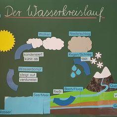Das #schnippeln in den Ferien hat sich gelohnt. #wasserkreislauf #sachunterricht #klasse3 #wasser #grundschule #grundschulalltag #grundschulideen